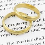 Plaintiff when filing for divorce